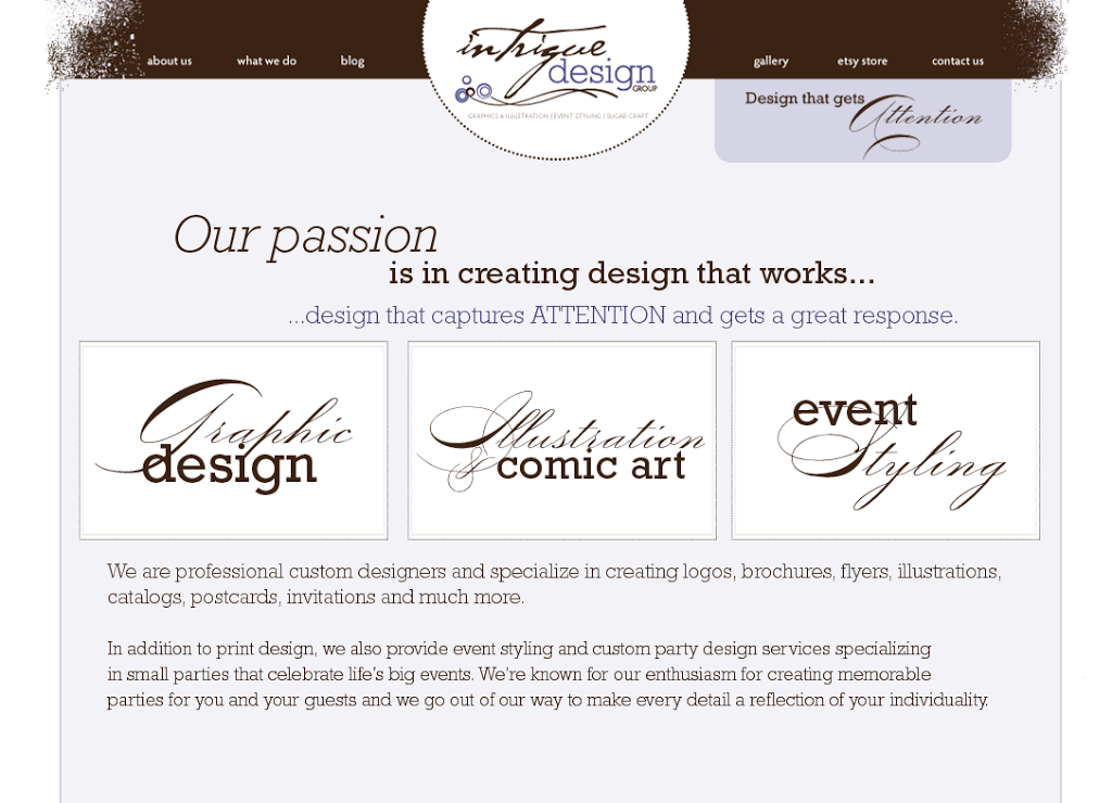 Website Redesign – almost finished!